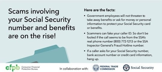 Spread The Word About Social Security Scams